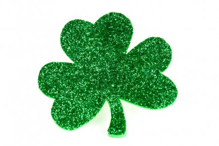 Lucky Clover of Glitter