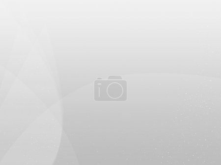 Light Gray (Silver) background Alanyja, clean leaf design