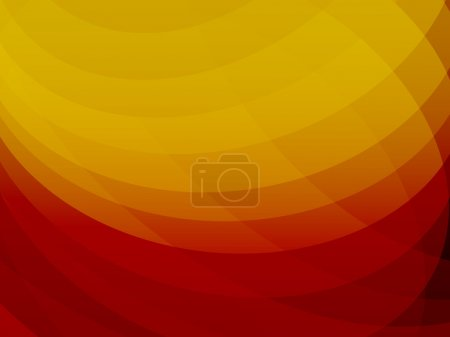 Yellow-Red wavelet background BoxRiden-2, more colors