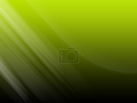 Green-Black waves background Lupi