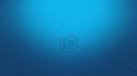Blue circle gradient background Cuci-s