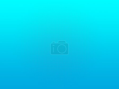 Light blue background, small circles pattern