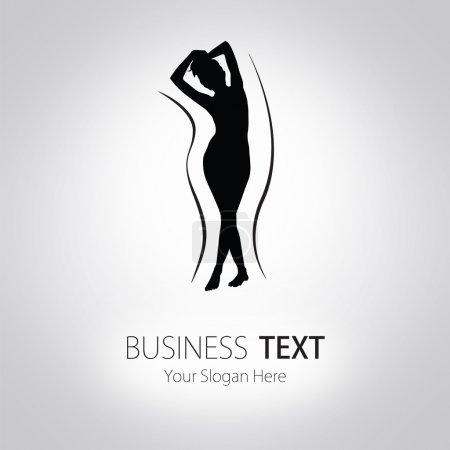 Company (Business) Logo Design - Woman