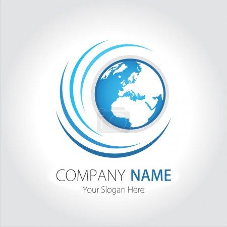 Company (Business) Logo Design, Vector