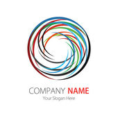 Company (Business) Logo Design Vector Arcs