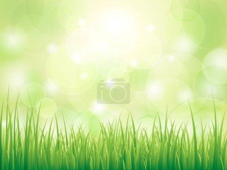 Illustration for Landscape - Royalty Free Image