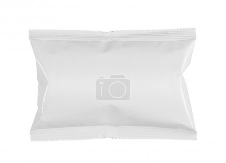 Snack product plastic packaging