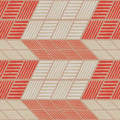 Vector background made zigzag stripes