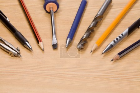 Tools and pens