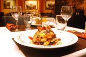 Potraviny a pokrmy kuchyně - restaurace