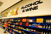 Obchod s alkoholem