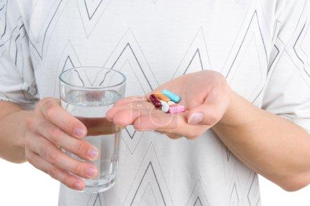 Medikamente zur Verfügung
