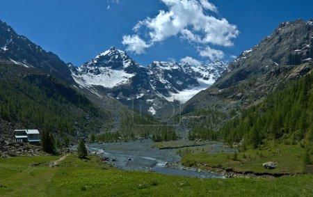 Ventina Alp, Valmalenco - Italy