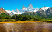 Nature landscape in Patagonia, Argentina