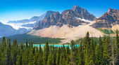 Wilderness in Banff National Park, Alberta, Canada