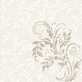 Eps10 dekorativní květinové pozadí