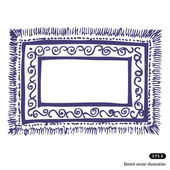 Carpet frame