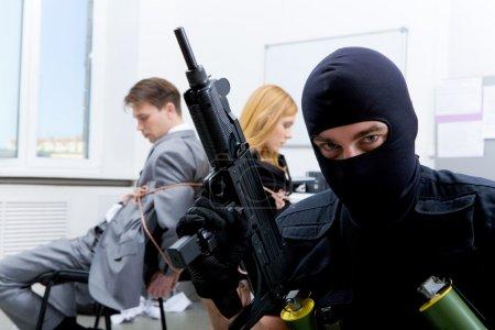 Office crime