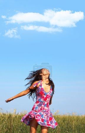 Enjoying freedom