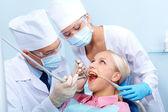 Léčení zubů