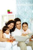 Rodiče s dětmi