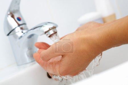 Washing procedure