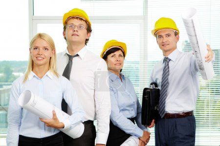 Successful architects