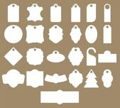 Label shapes