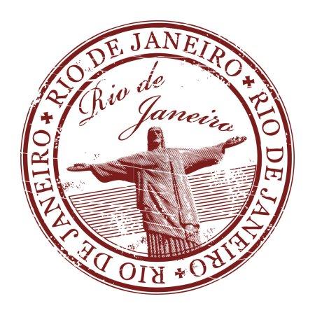 Stamp Rio de Janeiro