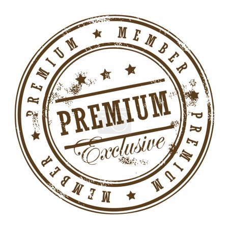Stamp premium member