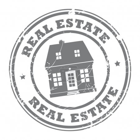 Real estate stamp