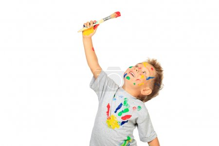 School painter