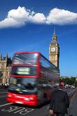 Big Benu s double decker, Londýn, Velká Británie