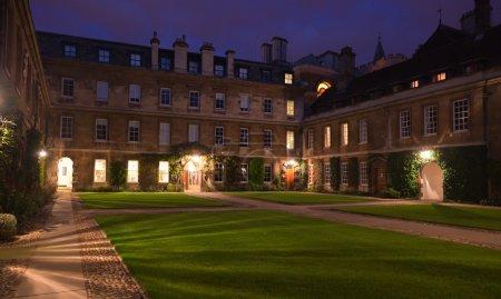 Trinity Hall College, Cambridge, UK...