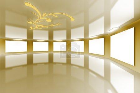 Modern virtual Gallery 12