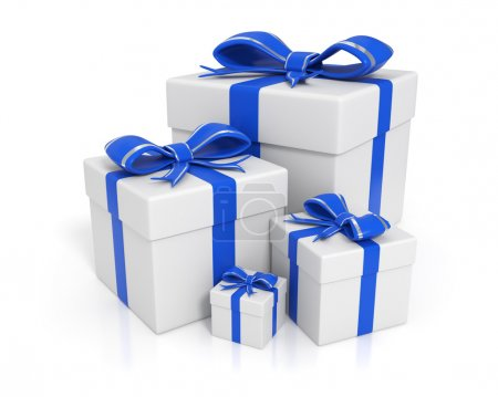 Gift boxes - Blue
