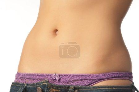 Women's tummy