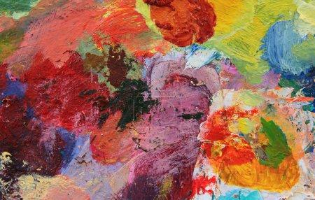 Photo pour Peint fond grunge coloré . - image libre de droit