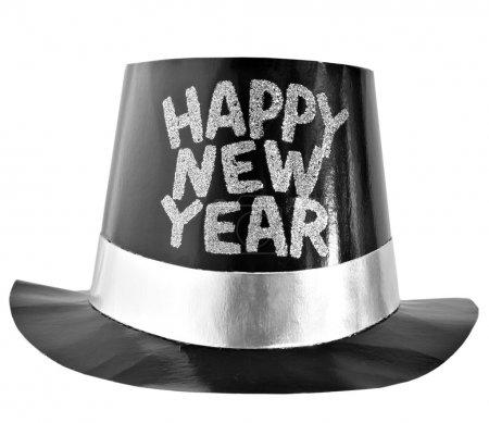 Feliz año nuevo sombrero