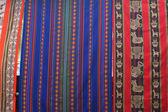 Textures of indian blankets