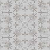 Seamless patternfloral ornament