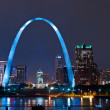 Постер, плакат: City of St Louis