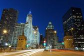 Michigan Avenue in Chicago.
