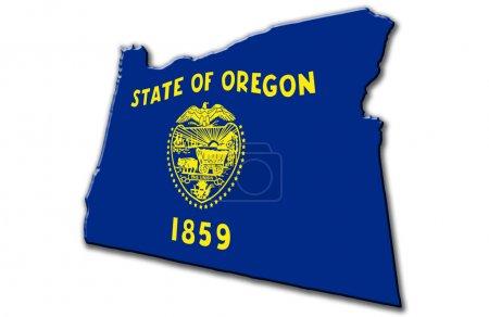 Photo pour Oregon - image libre de droit