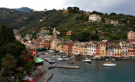 Genoa Portofino yacht area