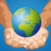 Svět v rukou