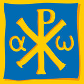 Illustration of a Christian religious symbol