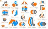Logo symbol element