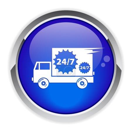 Button service icon