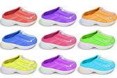 Kolekce dětské obuvi, samostatný